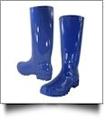 "13.5"" Women's Rain Boots - ROYAL - CLOSEOUT"