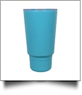 Stumbler Tumbler 25oz Double Wall Tumbler with Secret Compartment - CARIBBEAN GREEN - CLOSEOUT