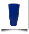 Stumbler Tumbler 25oz Double Wall Tumbler with Secret Compartment - BLUE -  CLOSEOUT