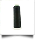 Madeira Aeroquilt Polyester Longarm Quilting Thread 3000 Yard Cone - BLACK