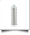 Madeira Aeroquilt Polyester Longarm Quilting Thread 3000 Yard Cone - LIGHT GREY