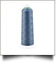 Madeira Aeroquilt Polyester Longarm Quilting Thread 3000 Yard Cone - BLUE STEEL