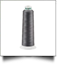 Madeira Aeroquilt Polyester Longarm Quilting Thread 3000 Yard Cone - STEEL GREY
