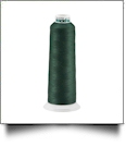 Madeira Aeroquilt Polyester Longarm Quilting Thread 3000 Yard Cone - EMERALD GREEN