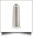 Madeira Aeroquilt Polyester Longarm Quilting Thread 3000 Yard Cone - SILVER