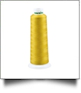 Madeira Aeroquilt Polyester Longarm Quilting Thread 3000 Yard Cone - GOLD