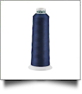 Madeira Aeroquilt Polyester Longarm Quilting Thread 3000 Yard Cone - NAVY