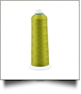 Madeira Aeroquilt Polyester Longarm Quilting Thread 3000 Yard Cone - OLIVE DRAB