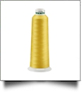 Madeira Aeroquilt Polyester Longarm Quilting Thread 3000 Yard Cone - YELLOW