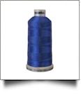 1642 Lapis Madeira Polyneon Polyester Embroidery Thread 1000 Meter Spool