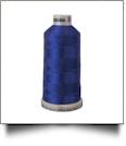 1676 Hanukkah Blue Madeira Polyneon Polyester Embroidery Thread 1000 Meter Spool