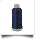 1742 Blue Ink Madeira Polyneon Polyester Embroidery Thread 1000 Meter Spool