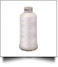 1802 Snow White Madeira Polyneon Polyester Embroidery Thread 1000 Meter Spool