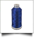1843 Persian Blue Madeira Polyneon Polyester Embroidery Thread 1000 Meter Spool