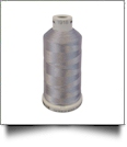 1918 Polished Pewter Madeira Polyneon Polyester Embroidery Thread 1000 Meter Spool