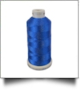 1934 Royal Blue Madeira Polyneon Polyester Embroidery Thread 1000 Meter Spool