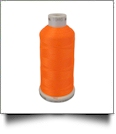 1946 Fluorescent Orange Madeira Polyneon Polyester Embroidery Thread 1000 Meter Spool