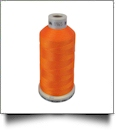 1965 Orange Peel Madeira Polyneon Polyester Embroidery Thread 1000 Meter Spool