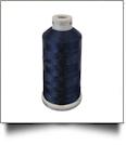 1967 Dark Denim Madeira Polyneon Polyester Embroidery Thread 1000 Meter Spool