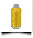 1971 Saffron Madeira Polyneon Polyester Embroidery Thread 1000 Meter Spool