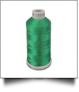 1988 Kelly Green Madeira Polyneon Polyester Embroidery Thread 1000 Meter Spool