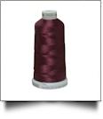 1635 Burgundy Madeira Polyneon Polyester Embroidery Thread 1000 Meter Spool