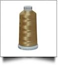 1673 Khaki Madeira Polyneon Polyester Embroidery Thread 1000 Meter Spool