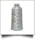 1687 Sterling Silver Madeira Polyneon Polyester Embroidery Thread 1000 Meter Spool