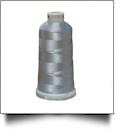 1718 Overcast Gray Madeira Polyneon Polyester Embroidery Thread 1000 Meter Spool