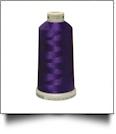 1722 Royal Purple Madeira Polyneon Polyester Embroidery Thread 1000 Meter Spool