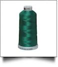 1750 Christmas Green Madeira Polyneon Polyester Embroidery Thread 1000 Meter Spool