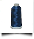 1776 Independence Blue Madeira Polyneon Polyester Embroidery Thread 1000 Meter Spool