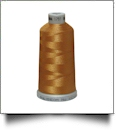 1791 Brass Madeira Polyneon Polyester Embroidery Thread 1000 Meter Spool