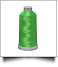 1850 Fluorescent Green Madeira Polyneon Polyester Embroidery Thread 1000 Meter Spool