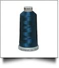 1891 Teal Velvet Madeira Polyneon Polyester Embroidery Thread 1000 Meter Spool