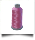 1921 Bubble Gum Pink Madeira Polyneon Polyester Embroidery Thread 1000 Meter Spool