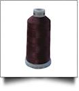 1999 Raisin Madeira Polyneon Polyester Embroidery Thread 1000 Meter Spool
