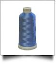 1531 Delphinium Madeira Polyneon Polyester Embroidery Thread 1000 Meter Spool