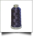 1553 Galaxy Blue Madeira Polyneon Polyester Embroidery Thread 1000 Meter Spool