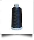 1574 Dark Slate Blue Madeira Polyneon Polyester Embroidery Thread 1000 Meter Spool