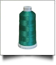 1580 Jungle Green Madeira Polyneon Polyester Embroidery Thread 1000 Meter Spool