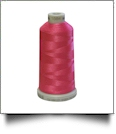 1584 Deep Pink Madeira Polyneon Polyester Embroidery Thread 1000 Meter Spool