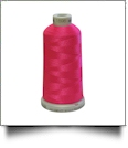 1596 Fluorescent Pink Madeira Polyneon Polyester Embroidery Thread 1000 Meter Spool