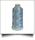 1628 Worn Denim Madeira Polyneon Polyester Embroidery Thread 1000 Meter Spool