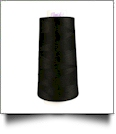 Maxi-Lock Serger Thread - 3000 Yard Cone - BLACK
