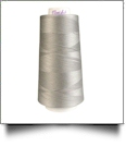 Maxi-Lock Serger Thread - 3000 Yard Cone - SILVER