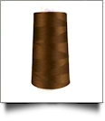 Maxi-Lock Serger Thread - 3000 Yard Cone - BROWN
