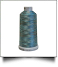 1607 Multi-Color Madeira Polyneon Polyester Embroidery Thread 1000 Meter Spool