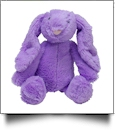 "Small 10"" Long-Eared Plush Easter Bunny - PURPLE"
