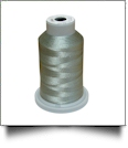 Glide Thread Trilobal Polyester No. 40 - 1000 Meter Spool - 15497 Nickel